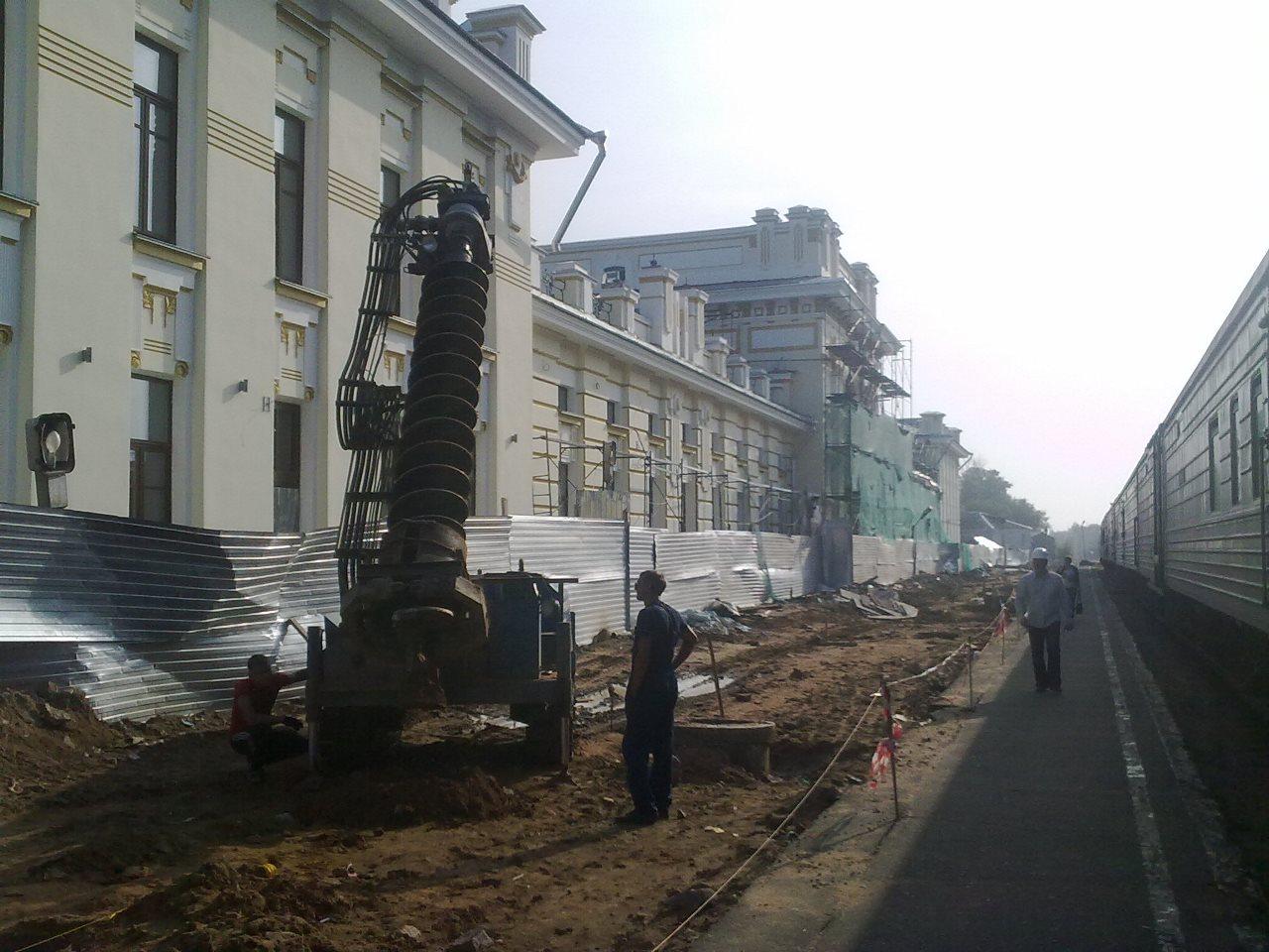ЖД Вокзал — Рыбинск